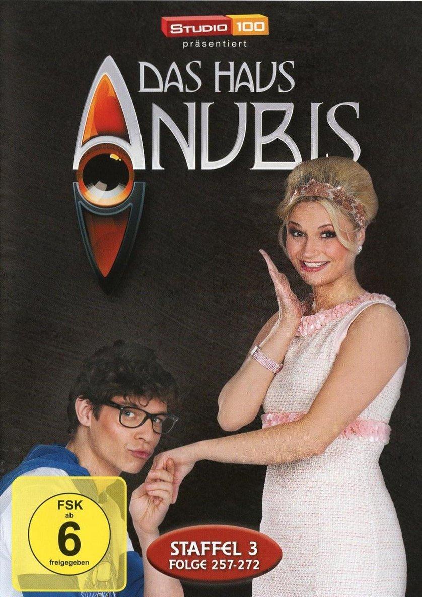 Das Haus Anubis Staffel 3 Dvd Oder Blu Ray Leihen Videobuster De