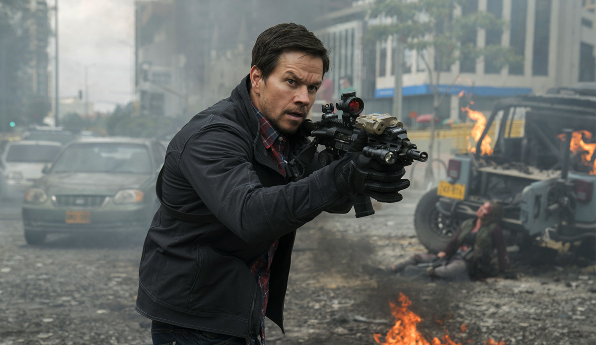 Mile 22: Wahlberg wieder in Action!