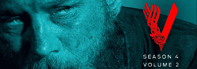 Vikings Staffel 4 Volume 2: Der Kampf um das Erbe beginnt!