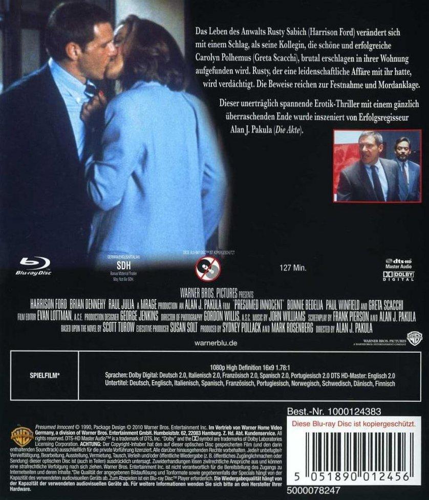 Aus Mangel An Beweisen Dvd Blu Ray Oder Vod Leihen Videobusterde