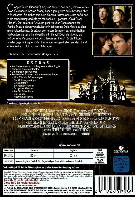 Cold Creek Manor - Das Haus am Fluss: DVD oder Blu-ray leihen ...