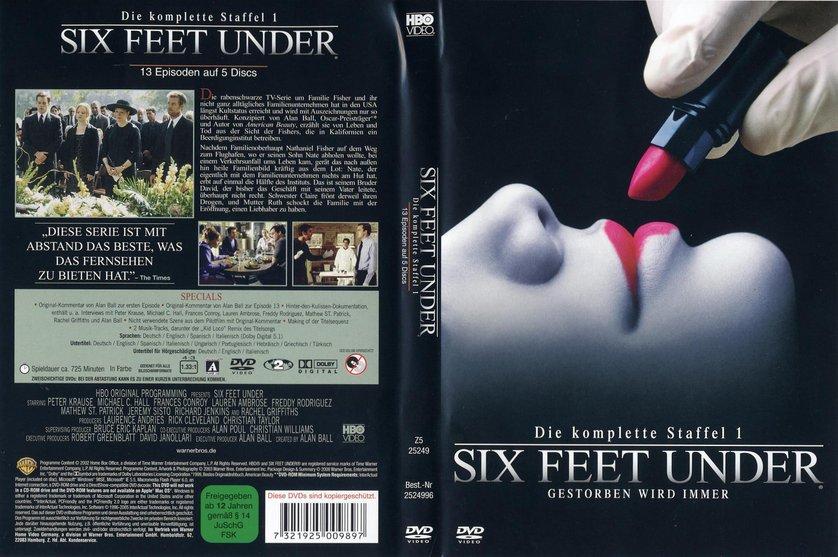Six Feet Under Staffel 1