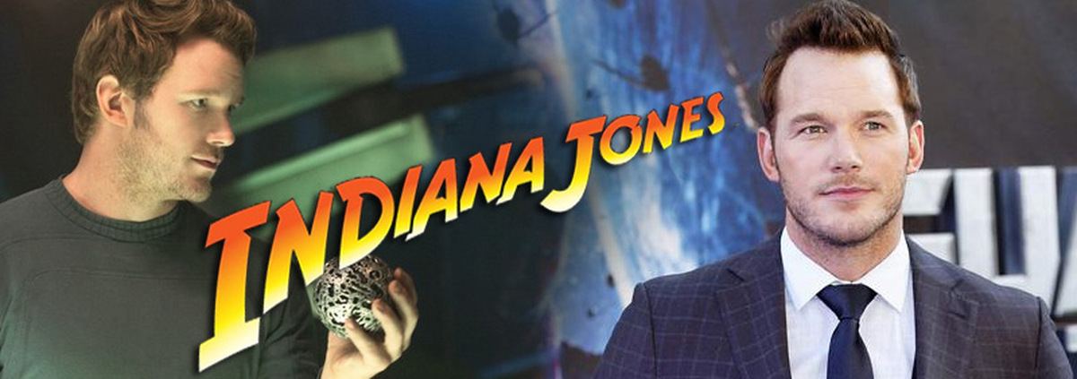 Chris Pratt als Indiana Jones: Wird Star-Lord Chris Pratt der neue Indiana Jones?