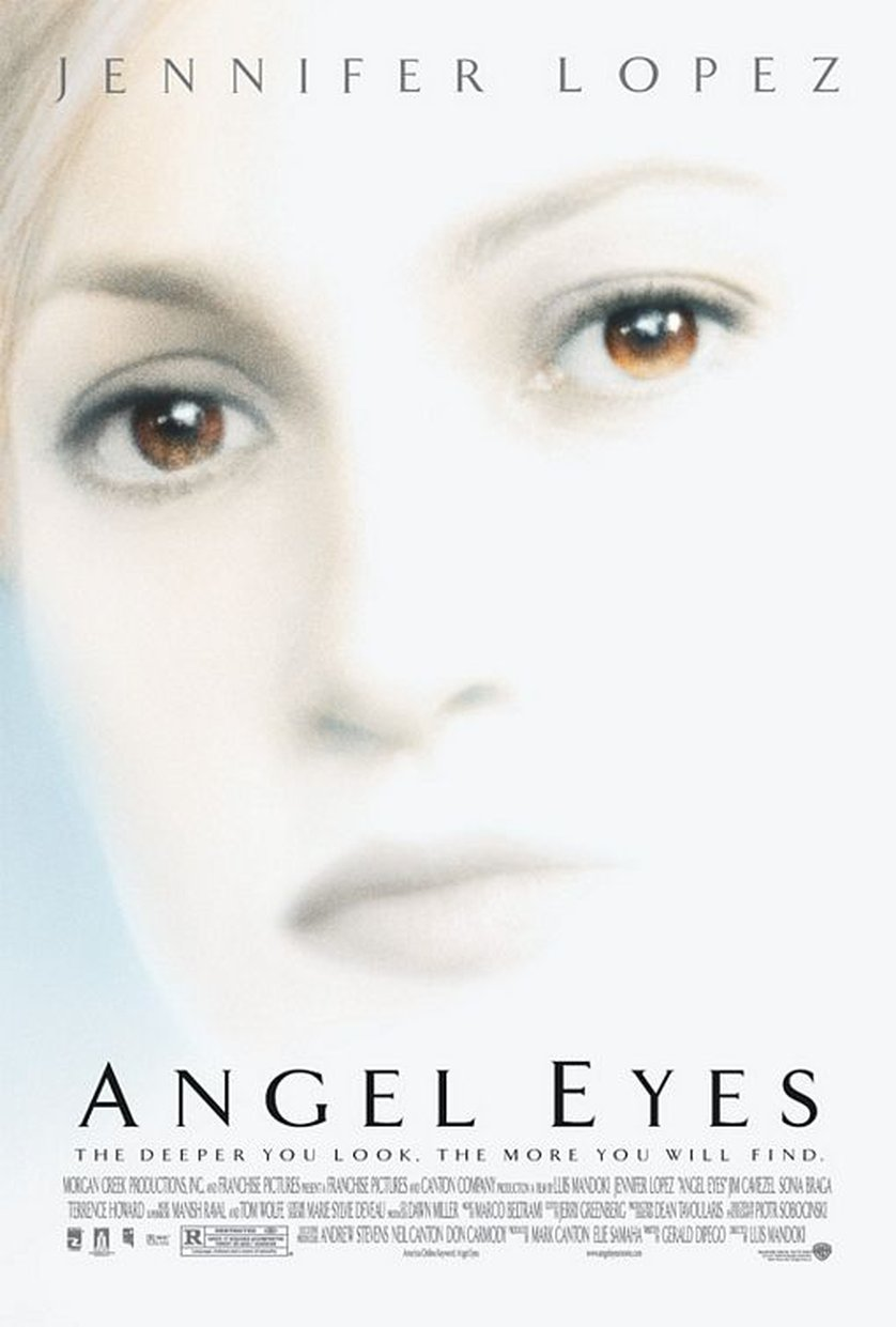 Dvd angel eyes-8704