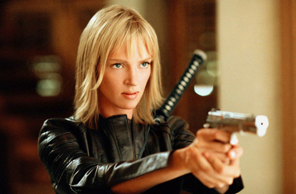 Uma Thurman in 'Kill Bill - Volume 2' © Buena Vista 2004