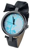 Alice im Wunderland Alice Armbanduhren schwarz blau weiß powered by EMP (Armbanduhren)