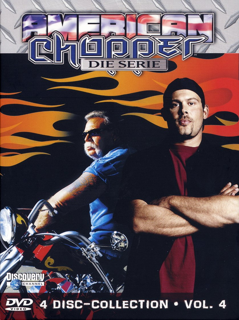 American Chopper Staffel 1 Stream Deutsch
