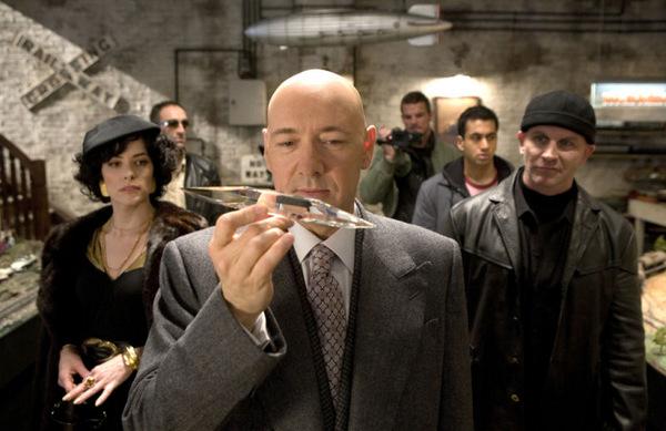 Kevin Spacey als Lex Luthor in 'Superman Returns' © Warner 2006