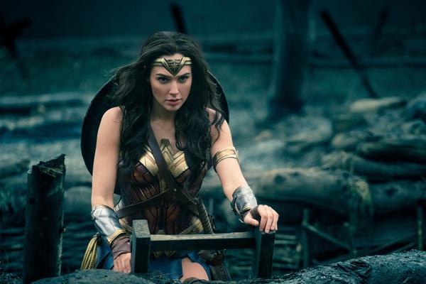 Action auf Knopfdruck mit 'Wonder Woman'