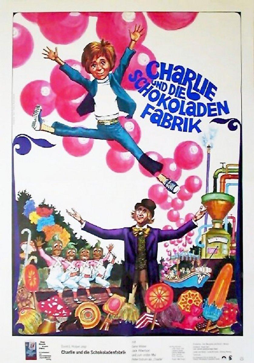 Willy Wonkas Schokoladenfabrik