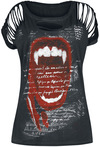 Outer Vision Vampire Scream powered by EMP (T-Shirt)