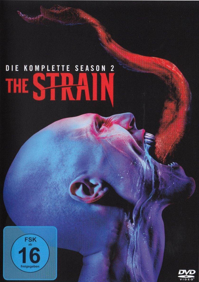 the strain staffel 2 deutschland