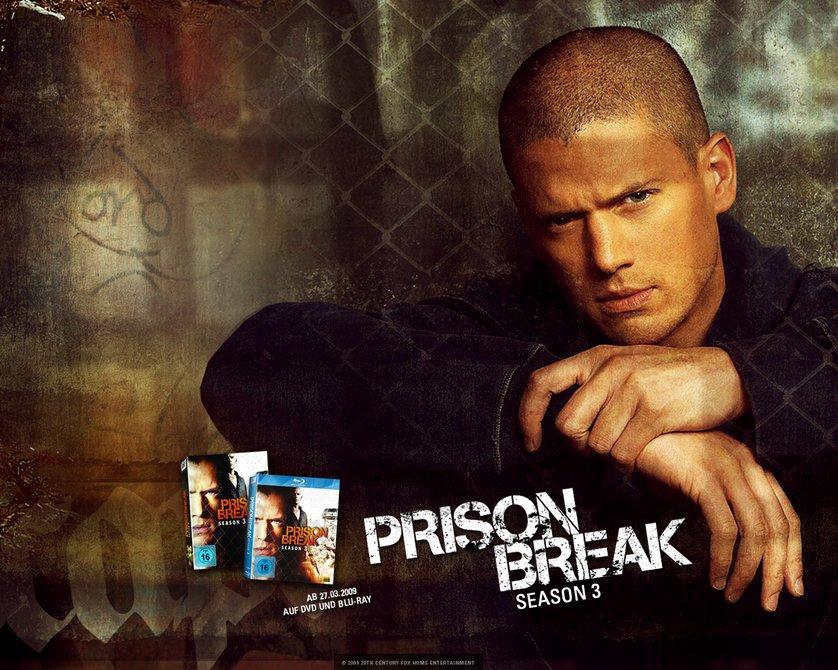 Prison Break Staffel 3