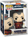 Avatar - Der Herr der Elemente Admiral Zhao Vinyl Figur 998 powered by EMP (Funko Pop!)