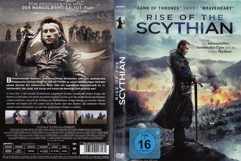 Rise Of Scythian