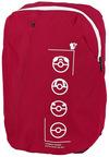 Pokémon Pokémon Trainer Rucksack rot schwarz weiß powered by EMP (Rucksack)