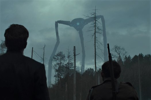 The War of the Worlds - Krieg der Welten