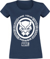 Avengers Black Panther - Find your power powered by EMP (T-Shirt)
