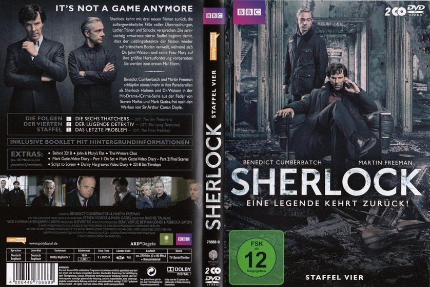 Sherlock Stream Staffel 4