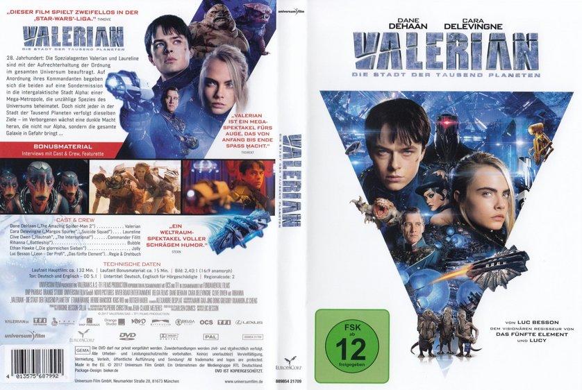 Valerian Stream Kinox