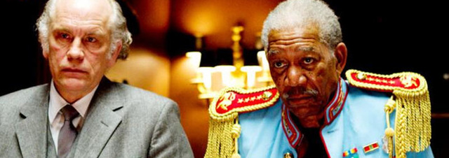Morgan Freeman: Ganz zauberhaft - Mister Freeman als Magier?