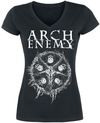 Arch Enemy Pure Fucking Metal powered by EMP (T-Shirt)