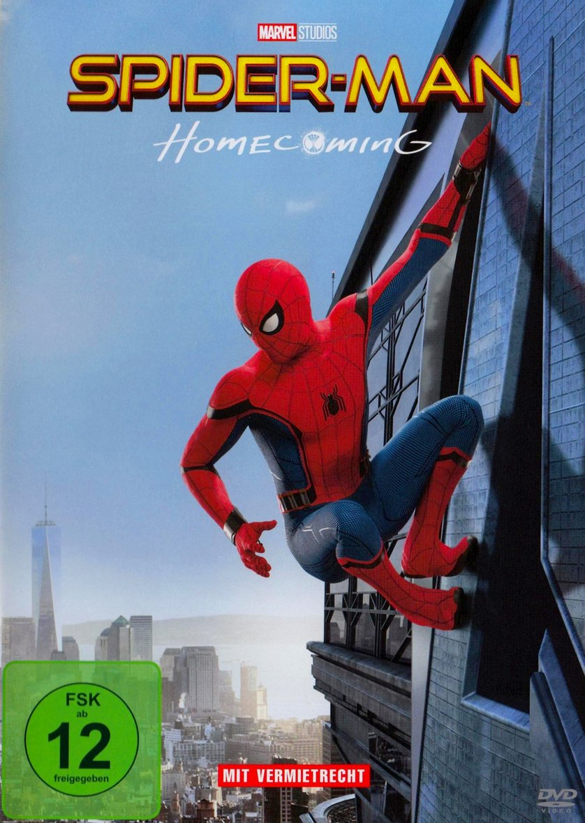 spiderman filmreihe