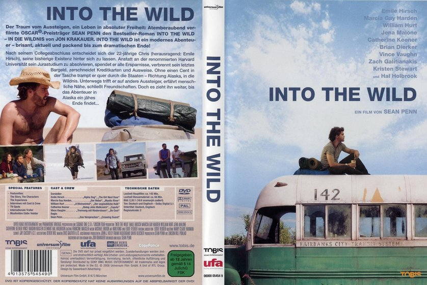 Into The Wild Trailer German