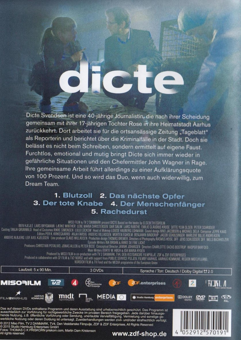 dicte staffel 3