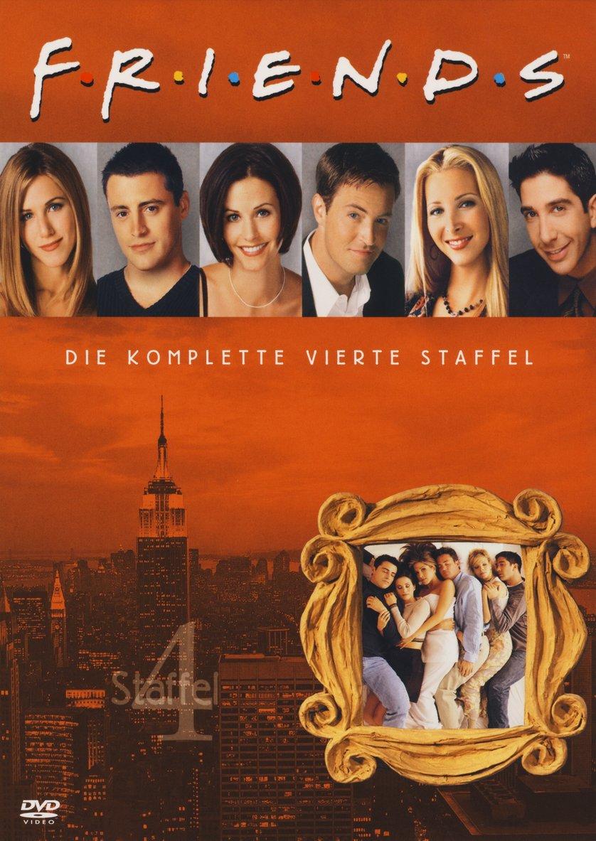 Friends Staffel 4