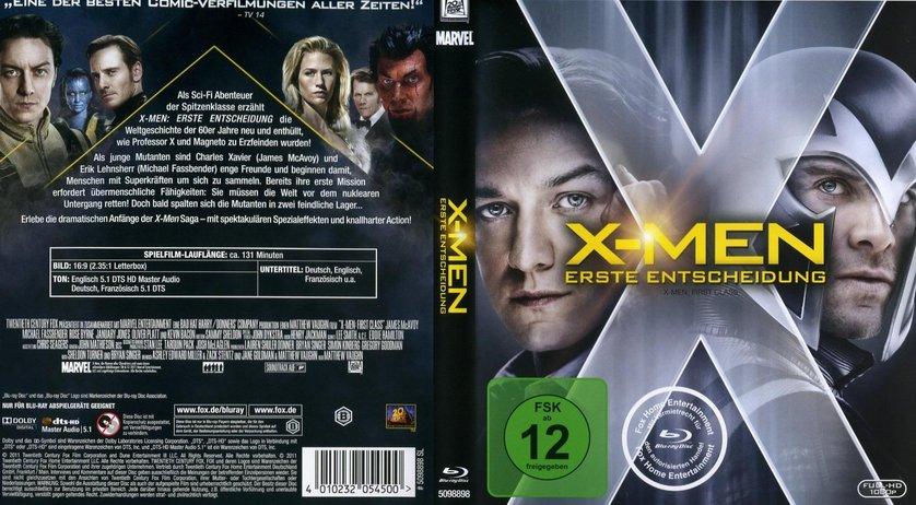 X-Men Erste Entscheidung Stream Deutsch