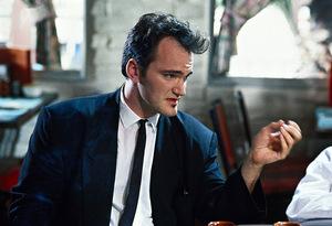 Tarantino 1992 in seinem Regie-Erstling 'Reservoir Dogs' © Miramax/Universum Film