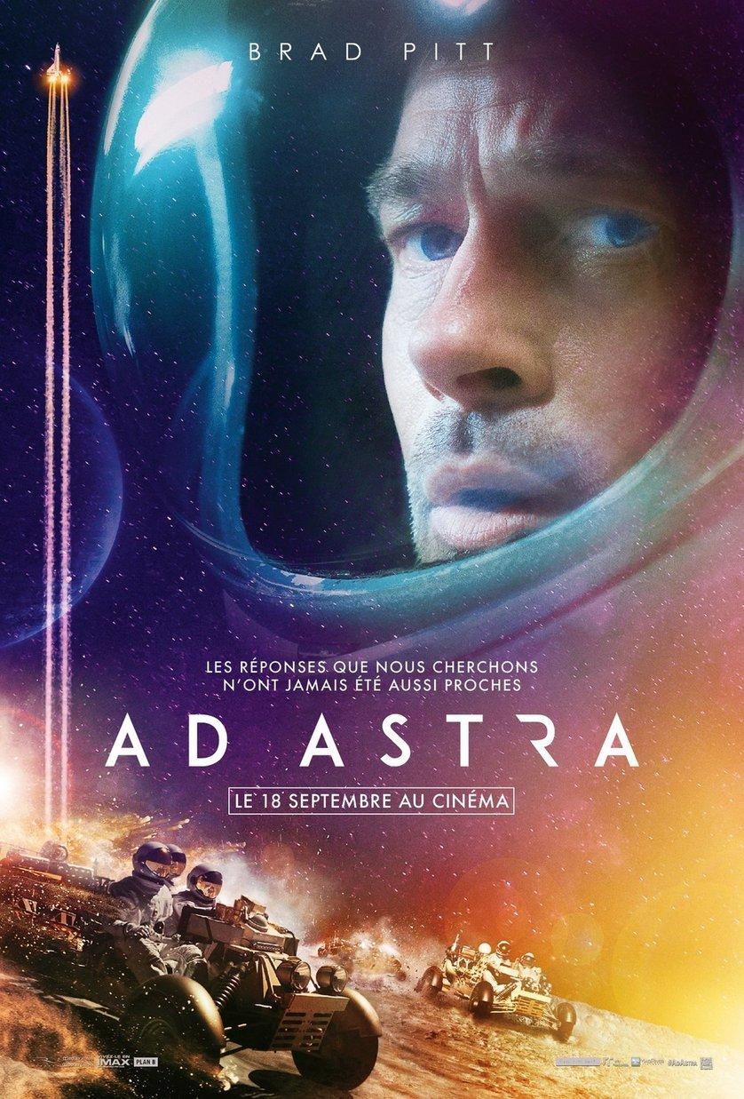 Ad Astra Dvd Oder Blu Ray Leihen Videobuster De
