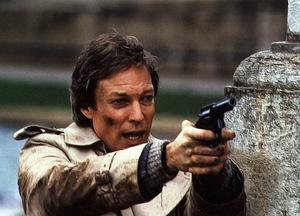 1988: Richard Chamberlain in 'Agent ohne Namen' © Warner