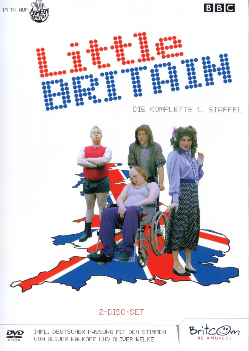 little britain online deutsch
