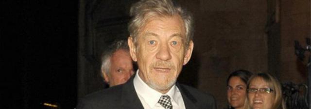 Ian McKellen: Außenministerium warnt Gandalf-Darsteller vor Russland-Reise