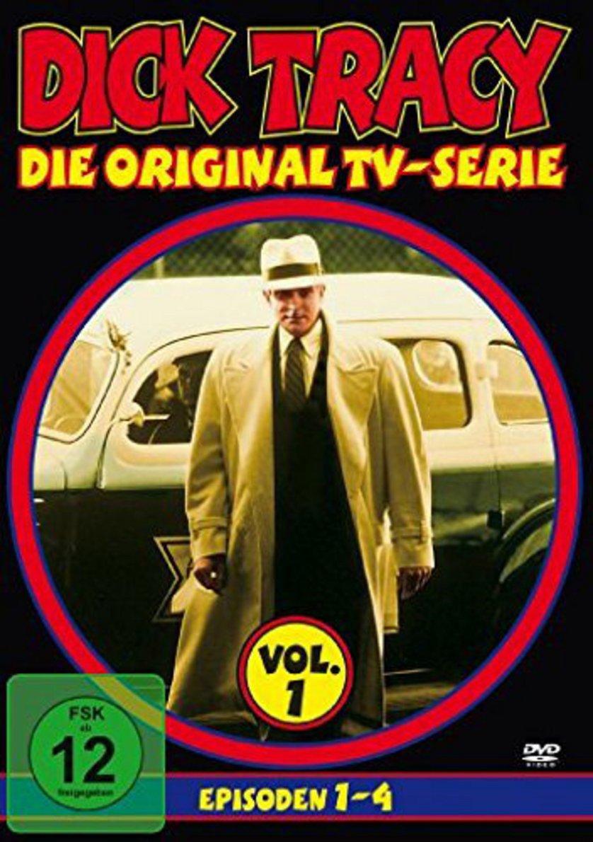 Dick Tracy - Die Original Tv-Serie Dvd Oder Blu-Ray -7417