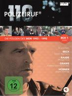 Polizeiruf 110 - MDR-Box 1 (1993 - 1995)