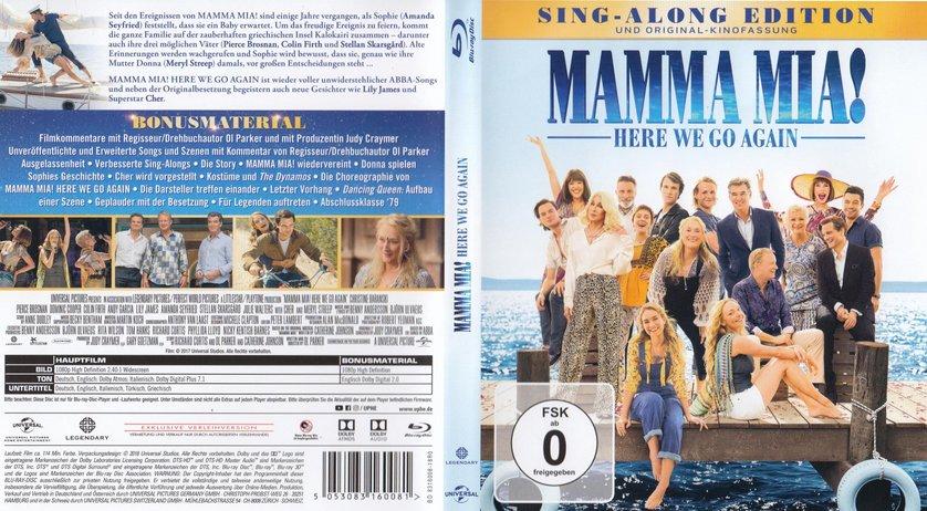 Mamma Mia 2 Dvd Oder Blu Ray Leihen Videobuster De