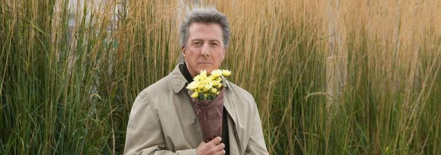 Dustin Hoffman: Waffengewalt in Filmen ist nichts für Dustin Hoffman