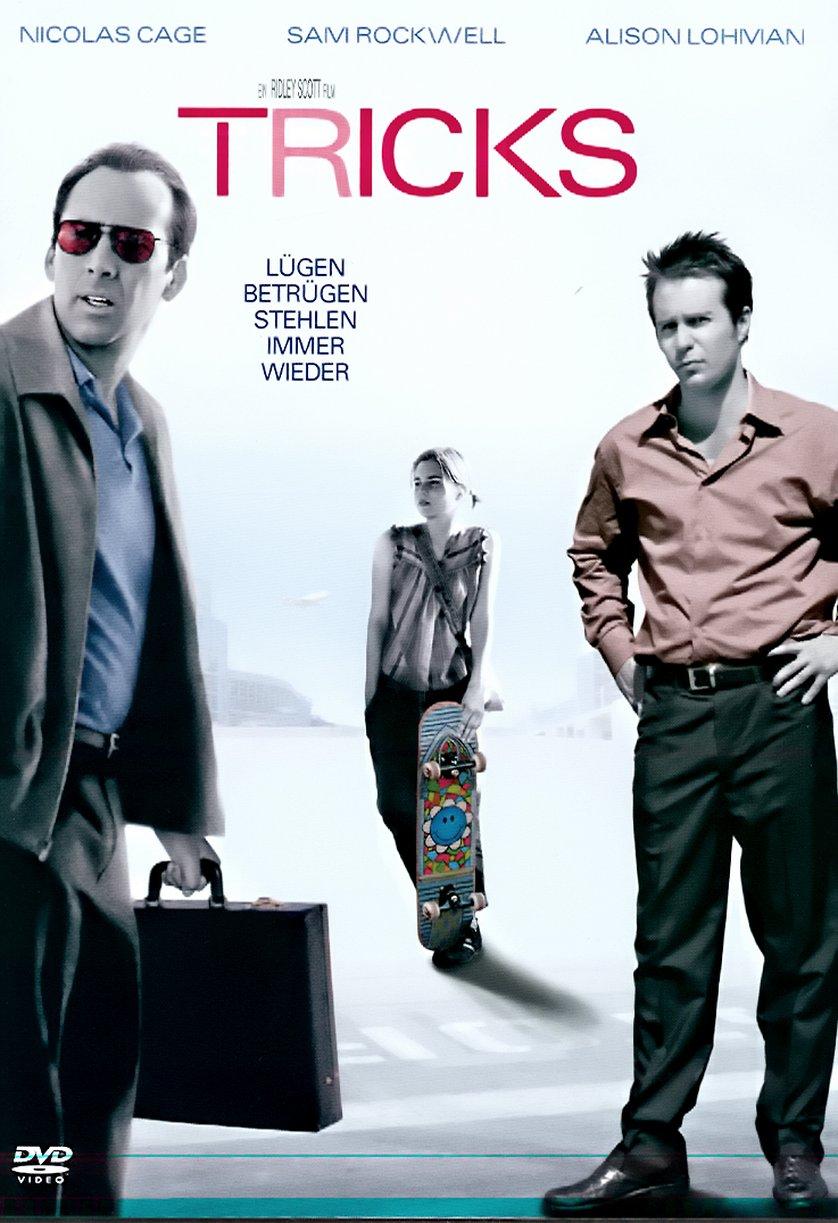 Tricks Nicolas Cage