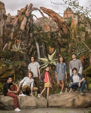 Bild 1: Die neuen Darsteller in 'Avatar 2' © 20th Century Fox