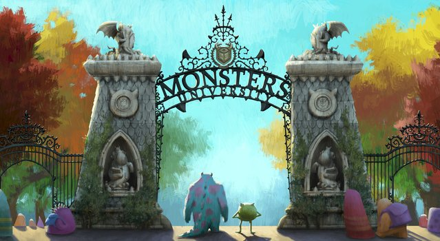 Die Monster AG 2 - Die Monster Uni