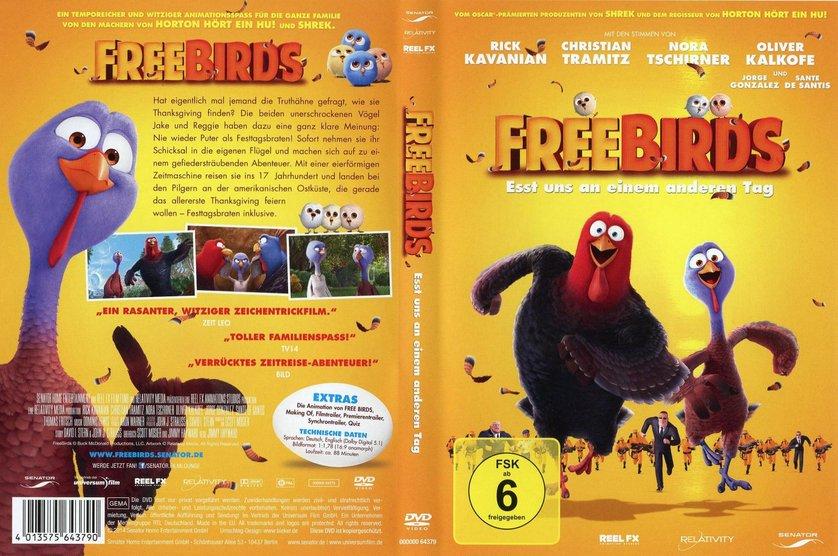 Free Birds: DVD, Blu-ray oder VoD leihen - VIDEOBUSTER.de