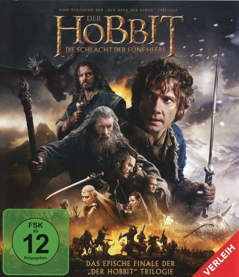 Referenz Der Hobbit Die Schlacht Der Fünf Heere Extended Cut