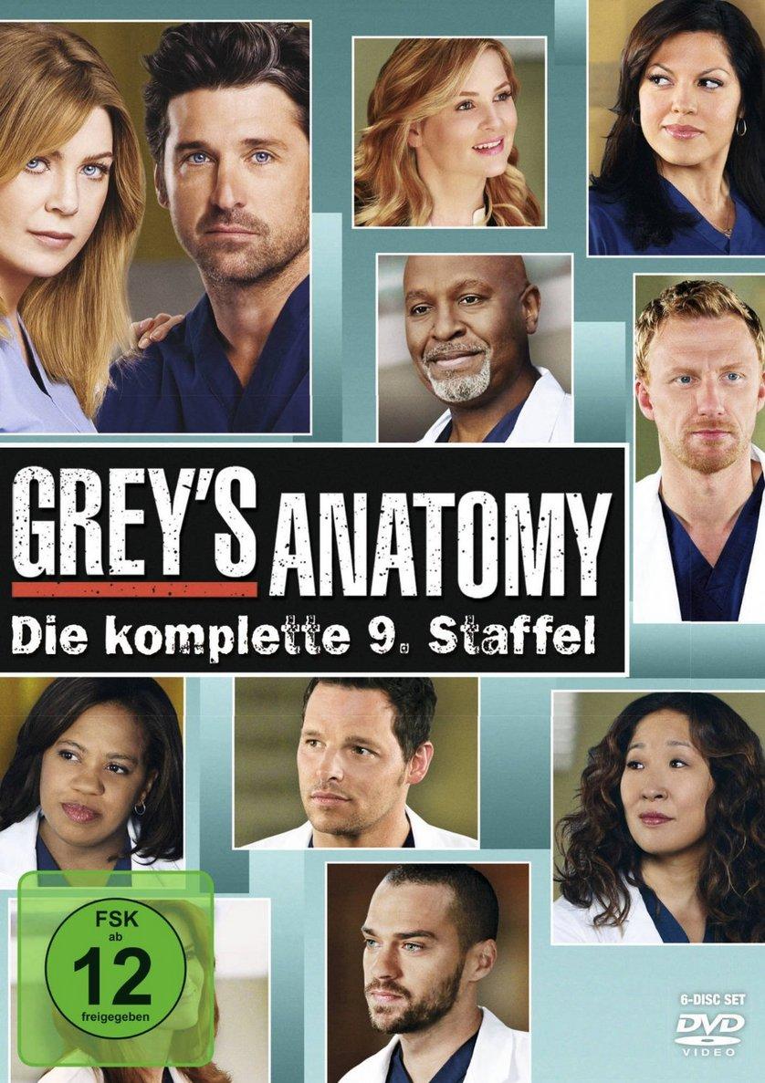 Grey\'s Anatomy - Staffel 9: DVD oder Blu-ray leihen - VIDEOBUSTER.de
