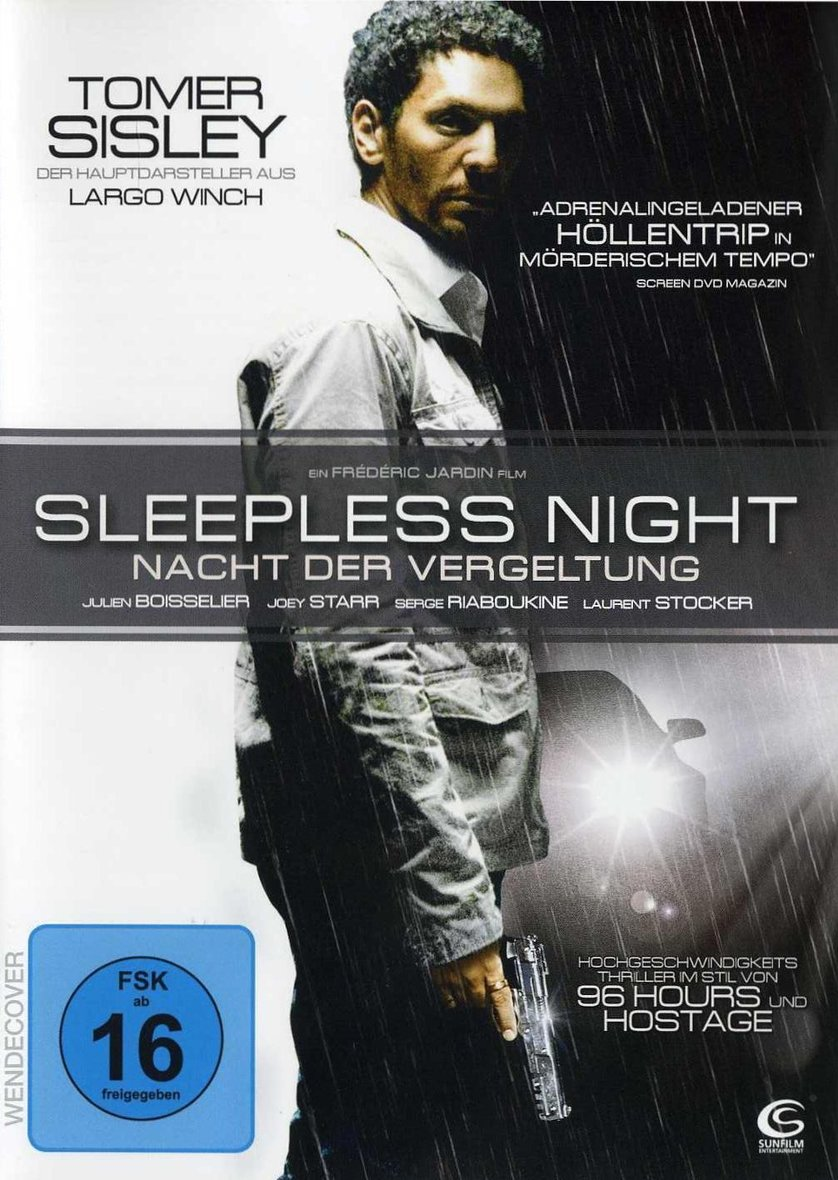 Sleepless Night DVD Blu Ray Oder VoD Leihen