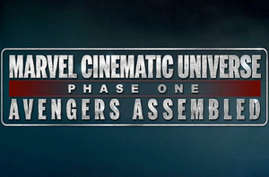 PHASE ONE © Marvel Studios 2008 - 2012