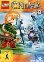 LEGO Legends of Chima - Volume 8