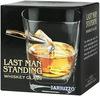 Last Man Standing Whiskey Glas powered by EMP (Trinkglas)